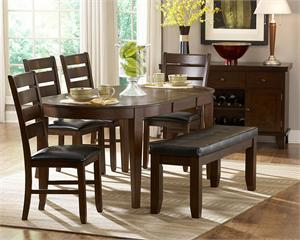Ameillia oval dining collection