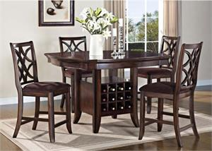 Keenan Acme Counter Height Dining Set,60350 acme