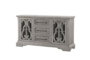 Artesia Collection Salvaged Natural Finish Server Acme 77094
