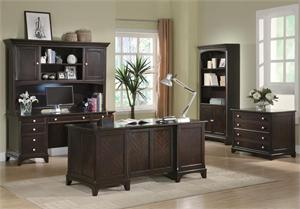 Garson Executive Office Set Item 801012
