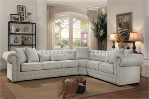 Savonburg Sectional,84237 homelegance