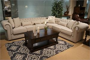 Savonburg Sectional,8427 sectional,8427 homelegance
