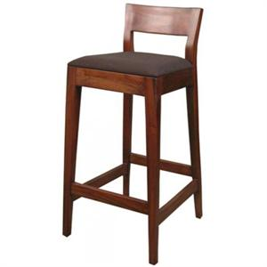 Solid Mahogany Dolores Counter/Bar Stool by New PAcific Direct