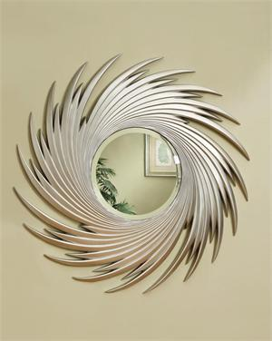 Round Mirror Item # 901736,by coaster