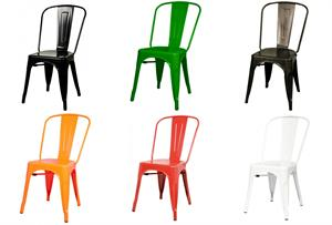 Metropolis Metal Side Chair Item 938233