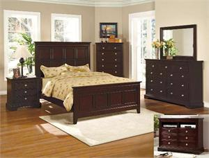 London Bedroom Collection item B6700 by Crown Mark Furniture