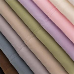 Brushed Microfiber Sheet Set Malouf MA90 Close Up