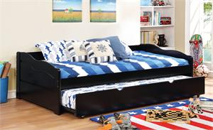 Sunset Black Daybed,cm1737bk daybed, cm1737 furniture of america