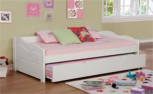 Sunset White Daybed ,cm1737wh day bed,cm1737wh furniture of america