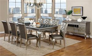 Amina Dining Set,cm3219 dining,cm3219 amina,cm3219 furniture of america