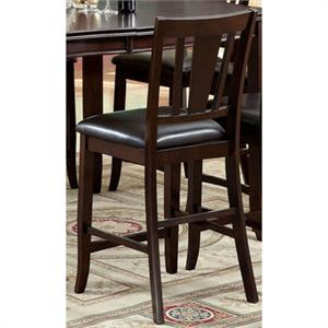 Counter Stool Edgewood I by Furniture of America Item CM3336PC