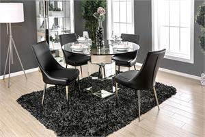 Izzy I Dining Set CM3384, cm3384 furniture of america