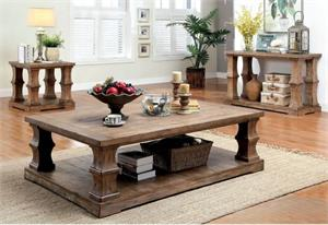 Granard Coffee Table Set,cm4457 furniture of america,cm4457 coffee table