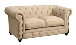 Stanford Ivory Sofa Collection CM6269IV,ivory sofa,cm6269 furniture of america