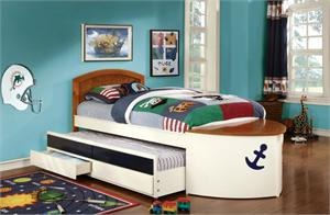 Voyager Boat Bed,7768 furniture of america