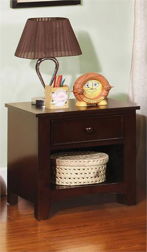 Nightstand - Olimpic V Collection Item CM7905EXP-N