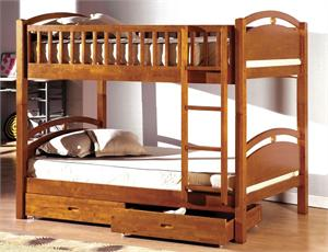 California I Twin /Twin Bunk Bed CM-BK600A,CM-BK600A,CM-BK600A import direct