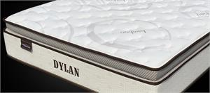 Dylan Pillow Top Mattress By American Star Close Up