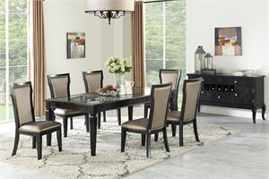 Thea Dining Set Collection,f1778 poundex, f2479 poundex