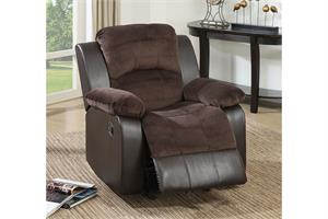 Recliner Sofa Collection Poundex F6696.f6697 poundex