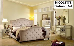 Nicolette Bedroom Set