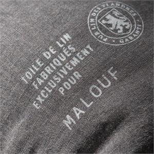 French Linen Bed Sheet Set by Malouf