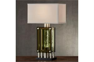 Aura Table Lamp,h10081 homelegance