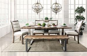 Mandy Dining Set Collection CM3451,cm3451A dining,cm3451 furniture of america,cm3451 dining