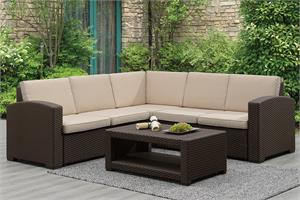 Outdoor Sectional, p50464 poundex