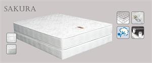 Super Extra Firm Double Sided Sukura Mattress by Maxim Mattress