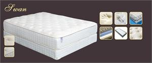 Swan Hibrid Mattress Tight Top Mattress By Maxim Mattress