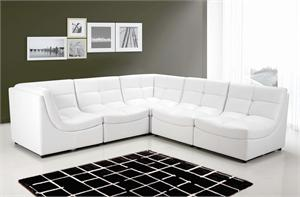 White Modular Sectional Sofa,9148 best master,