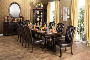 Bellagio Traditional Dining Set