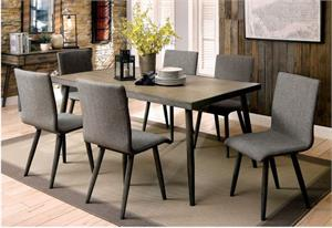 Vilhelm I Dining Set,cm3360t,cm3360 dining set,cm3360 furniture of america