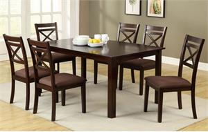 Weston II Dining Set,cm3400 furniture of america