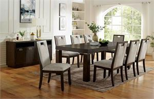 Caterina Dining Set,cm3784 dining, cm3784 furniture of america