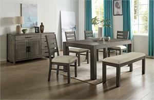 Clary Dining Set,cm3793 dining, cm3793t table, cm3793 furniture of america