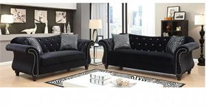 Jolanda I Sofa Set Collection CM6159,cm6159 furniture of america