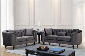 Linnea Sofa Set Collection,cm6632gy foa,cm6632 sofa