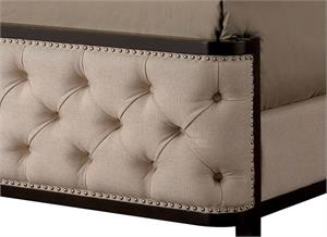 Chanelle Bed,cm7210 furniture of america