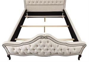 Diadem Bed CM7219,cm7219 furniture of america