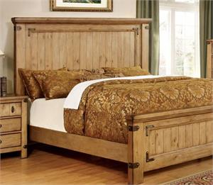 Pioneer Bedroom Set Collection CM7449,cm7449 furniture of america,cm7448 furniture of america
