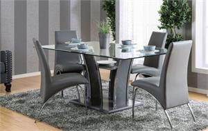 Glenview I Dining Set,cm8372gy Glenview I Dining Set,cm8372gy-t furniture of america,cm8372gy dining