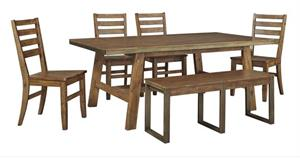 D663 ashley,Dondie Dining Set by Ashley Furniture,d663-25 ashley,d663 dining