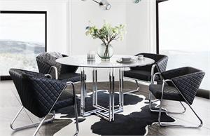 Deko Dining Collection by Diamond Sofa,retro chair diamond sofa