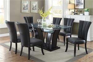 Carolina I Dining Set ,F2153 poundex,f1519 poundex