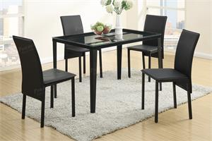 June 5 Piece Dining Set
