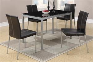 Dining Set 5 Piece F2363 Poundex,f2363 dining