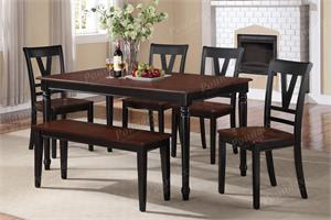 F2386 Poundex Dining Set