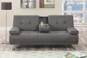 Adjustable Sofa Poundex F7844,f7844 poundex